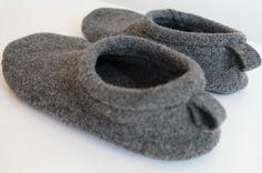 bubala: Wool sweater slippers