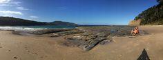 Depot beach panorama