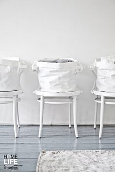 Méchant Design: white & wood mood