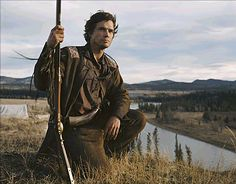 Matthew Settle in Into the West Matthew Settle, Native American Actors, Jessica Capshaw, Army Ranks, Dry Humor, Into The West, Band Of Brothers, Golden Globe Award, Mountain Man