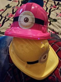 Minion party hats for kids by decorVega on Etsy