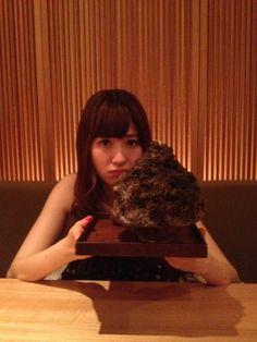 篠田 麻里子 Diary : 2012年8月21日 - チームA http://blog.mariko-shinoda.net/2012/08/post-214.html