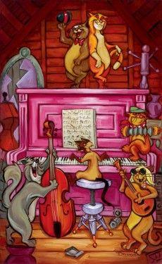Todos quieren ya ser un gato jazz