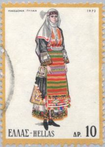 Female Costume from Pylaia, Macedonia