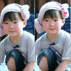 My sweetheart Daehan