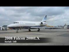 Falcon 2000LX for sale, sn: 140