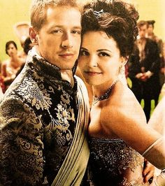 Once Upon A Time, Snow White & Prince Charming