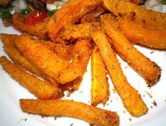 "Butternut or Acorn Squash Fries ""Actifry"" Recipe - Recipezazz.com"