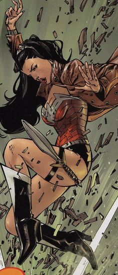 Tony Daniel's Wonder Woman