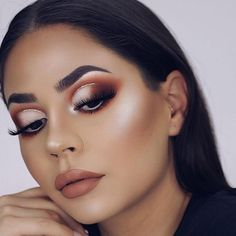 """5,287 Likes, 67 Comments - Diana Maria (@dianamaria_mua) on Instagram: """" Brows @anastasiabeverlyhills dipbrow pomade in Dark Brown Eyes @anastasiabeverlyhills PRISM…"""""""
