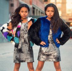 By being yourself, you put something wonderful in the world that was not there before. Girl Fashion Style, Cute Kids Fashion, Fashion Tips For Girls, Tween Fashion, Twin Outfits, Cute Girl Outfits, Cute Outfits For Kids, Trendy Outfits, Cute Twins