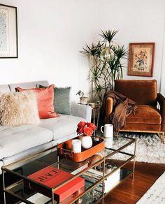 Living Room #bohohomedecor