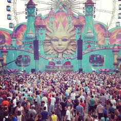 This is Tomorrowland