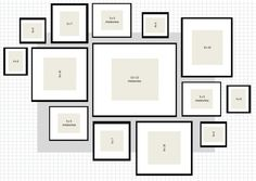 What Is Standard Picture Frame Moulding Sizes For Wainscoting What Are The Standard Photo Frame Sizes Ikea Ribba Gallery Wall Layout 2 Excel What Are The Standard Picture Frame Sizes Picture Frames What Are The Standard Picture Frame Sizes Gallery Wall Layout, Gallery Wall Frames, Gallery Walls, Photo Wall Layout, Ikea Gallery Wall, Picture Frame Layout, Picture Walls, Photo Walls, Wall Of Frames