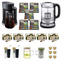 Win Your Own Ultimate Tea Brewing Set Iced Tea Maker, Drip Coffee Maker, Free Sweepstakes, Brewing Tea, Best Tea, Tea Infuser, Kettle, Tea Party, Tea Cups