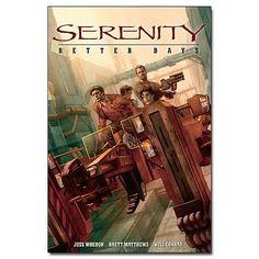 Serenity Better Days Graphic Novel
