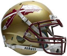 Florida State Seminoles Authentic College XP Football Helmet Schutt  Collectible eebfcef31