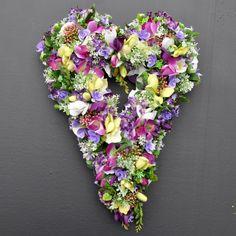 Serce kwiatowe Nr 524