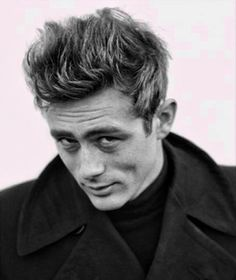 James dean- that innocent look just kills me<3