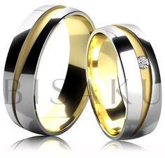 Snubní prsten Linia 4686-2