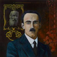Original Portrait Painting by Antoon Knaap Easter Rising, Original Art, Original Paintings, Celtic Fc, Buy Art, Ireland 1916, Documentaries, Saatchi Art, Canvas Art