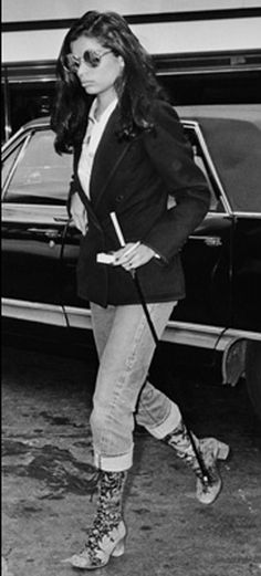 Bianca jagger style quotes