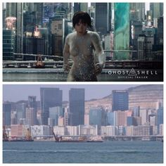 ghost in the shell hong kong, tsim sha tsui