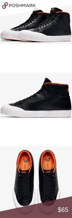 4174a3d88df Nike SB Blazer Mid XT Donny Black Brand new with box with no lid.