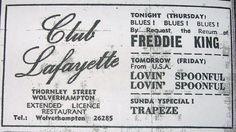 Trapeze ~ Sunday, November 9th, 1969