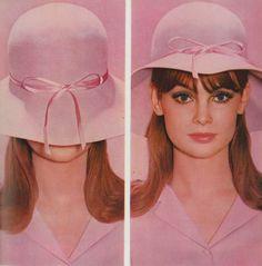Jean Shrimpton by David Bailey 1965