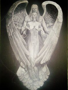 Guardian Angel Tattoos | piercedmummy (Alecia Ludwick Jones) on deviantART