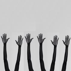 - pauljungdiary: _ on We Heart It Paul Jung, Black White Photos, Black And White, Hand Sculpture, Minimalist Photography, Blue Art, Top Photo, Blue Moon, Black Is Beautiful