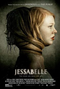 Jessabelle (November 7, 2014) A story about Jessabelle returning to her childhood home in Lousiana to recuperate from a horrific car accident.  She comes face to face with a long-tormented spirit that has been seeking her return -- and has no intention of letting her escape. Directed by Kevin Greufert. Stars: Sarah Snook, Mark Webber, Joelle Carter, David Andrews, Amber Stevens, and Larisa Oleynik.