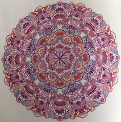 Enige echte mandala kleurboek nr.1-47