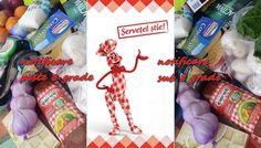 Servetel stie ce-i aceea #mâncarecunotificare, dar tu stii?