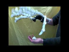 Magnetically Resistant Large Mechanical Hand - YouTube