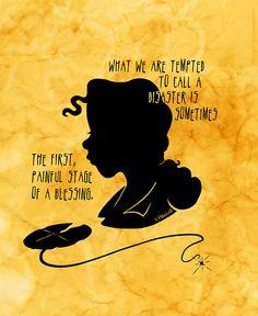 Tiana | Princess & the Frog | Shadows & Light by Jennifer Jenell Konschak
