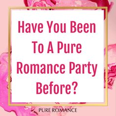 Host a FREE party with Pure Romance! Fun for bachelorette parties, girls nights, or any other occasion. Pure Romance Party, Pure Romance Consultant, Facebook Party, Always Learning, Host A Party, Mary Kay, Gender Reveal, Cover Photos, Bath And Body