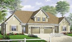 House plan W3053 by drummondhouseplans.com