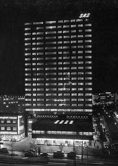 SAS Royal Hotel, Copenhagen (1960) | Arne Jacobsen