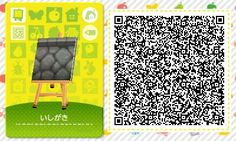 "The qr codes Theme ""amiibo festival"" - qr code animal crossing - Acnl Qr Code Animal Crossing, Animal Crossing Qr Codes Clothes, Acnl Pfade, Acnl Paths, Flag Code, Motif Acnl, Code Wallpaper, Wall Wallpaper, Ac New Leaf"