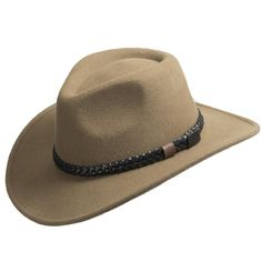 0531d12d22d Odessa Outback Crushable Wool Hat. Ultrafino