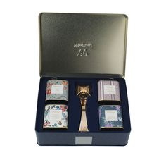 This beautiful gift set is a great introduction to Whittard teas, offering a variety of tastes that are perfect for enjoying at different times throughout...
