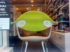 Inanimate Objects With Faces: Archive