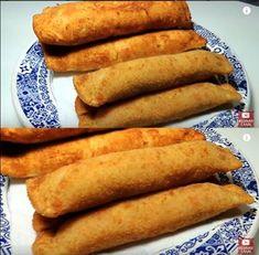 Ingredientes Massa 4 xícaras (chá) de farinha de trigo peneirada 2 colheres (sopa) de fermento biológico ou 30 g em tablete ou pacotinho seco 1 xícara (chá) de leite morno 4 colheres (sopa) de óleo 1 colher (café) de sal Recheio 350 g de queijo...