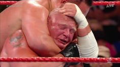 Brock Lesnar vs. Samoa Joe   Full Highlights   WWE Great Balls Of Fire 2017
