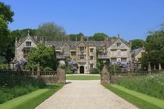 English Tudor Mansion, Parnham, Dorset. - Exterior - London - Rupert Cordle Town & Country