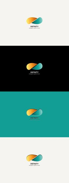 cairon creative Infinity Logo - Professional logo design, modern and stylish - Fully editable - Vector - CMYK — ready to print - Free font used - Free Creative Logo, Infinito Logo, Logo Construction, Dp Logo, Gradient Logo, Nail Logo, Professional Logo Design, Brand Packaging, Dark Circles