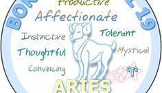 April 19 Birthday Horoscope Personality