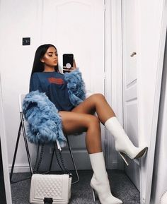 Outfits casual, boujee outfits, trendy outfits, summer outfits, fashion out Mode Outfits, Trendy Outfits, Fall Outfits, Summer Outfits, Fashion Outfits, Womens Fashion, Fashion Trends, Fresh Outfits, Trending Fashion